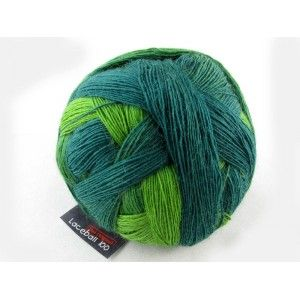 Lace Ball 100 Evergreen