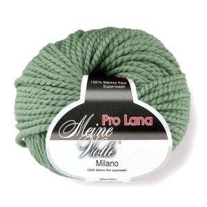 Pro Lana Milano Verde Musgo