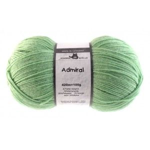 Admiral Unicolor May-Green