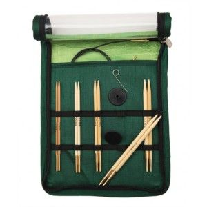 Set de Puntas Intercambiables KnitPro Bamboo Chunky
