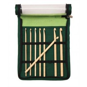 Set Ganchillos Sencillos Bamboo
