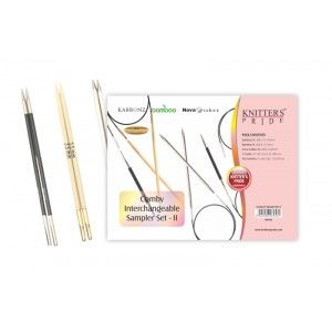 Knit Pro Comby Sampler Set II