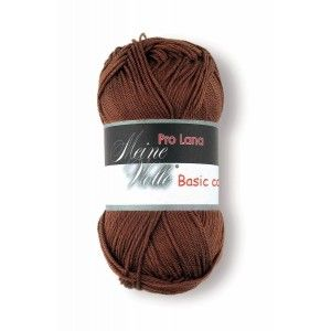 Pro Lana Basic Cotton 10 - Chocolate