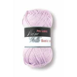 Pro Lana Basic Cotton 41 - Morado claro