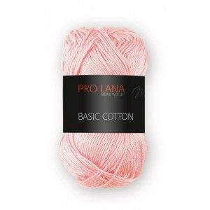 Pro Lana Basic Cotton 33 - Salmón