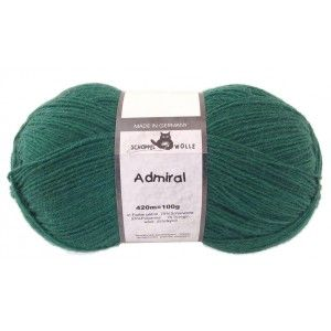 Admiral Unicolor Petrol