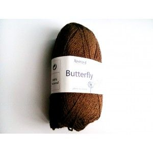 Butterfly Chocolate Oscuro 04