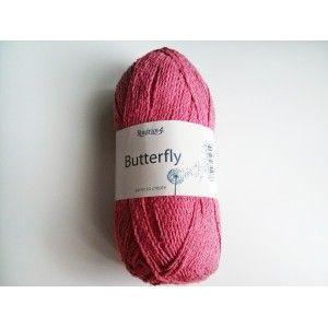 Butterfly Rosa Viejo 07