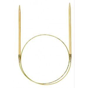 Addi Bamboo Agujas Circulares Fijas 60 cm - Encargo