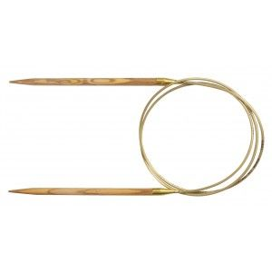 Addi Oliven  Fixed Circular Needles 150 cm - by Request
