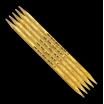 Addi DPN Bamboo Needles 20 cm - by Request