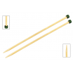 Bamboo Single Pointed Needles  - 25 cm - By Request