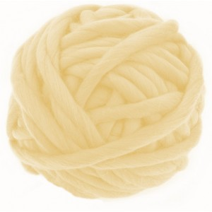 Merino XXL Amarillo Pastel