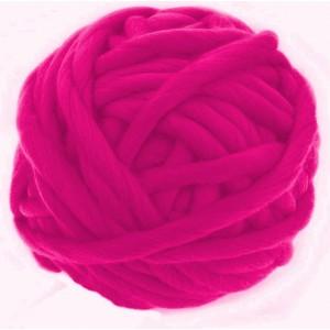 Merino XXL Rosa Neon