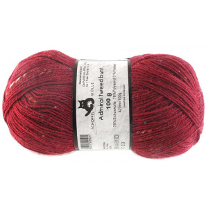 Admiral Tweed Bunt Bordeaux