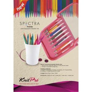Spectra Trendz Multicolor Deluxe Set