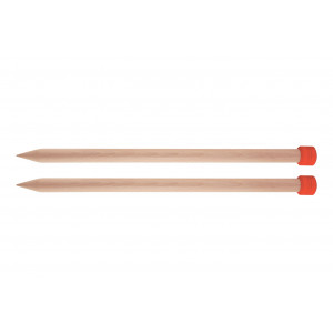 Basix Birch / Jumbo Wood Single Pointed Needles