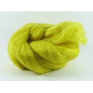 Mini Top Amarillo neon suave