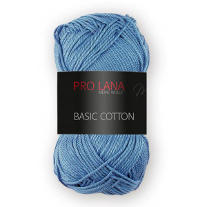 Pro Lana Basic Cotton 55 azul