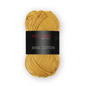Pro Lana Basic Cotton 24 oro viejo