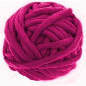 Merino Cool Wool fucsia