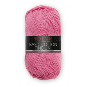 Pro Lana Basic Cotton 36 rosa