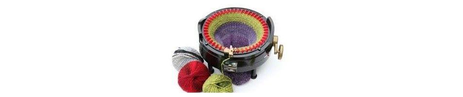 Knittind and Felting Machines