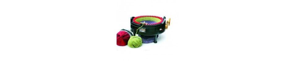Knitting and Felting Machines